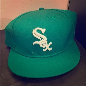 New Era White Sox Baseball Hat